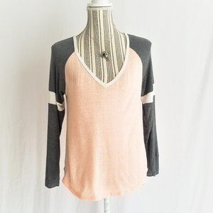 Jersey Style Knit Top